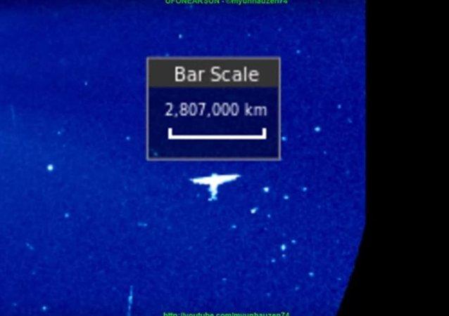 رصد ملاك عملاق في الفضاء الخارجي