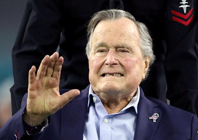 بوش الأب