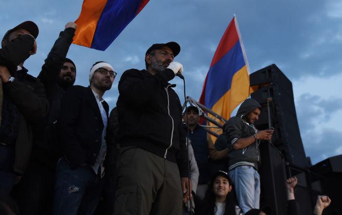 إطلاق سراح رئيس أرمينيا السابق بكفالة