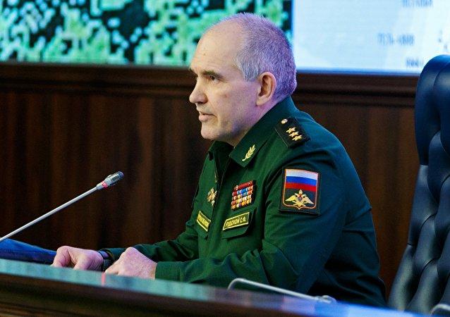 رئيس إدارة العمليات الرئيسية في هيئة الأركان العامة للقوات المسلحة سيرغي رودسكوي