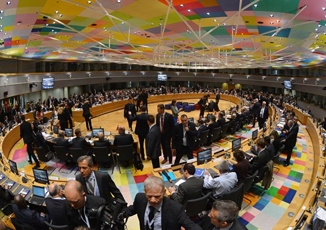 مؤتمر دعم مستقبل سوريا في بروكسل، 25 أبريل/ نيسان 2018