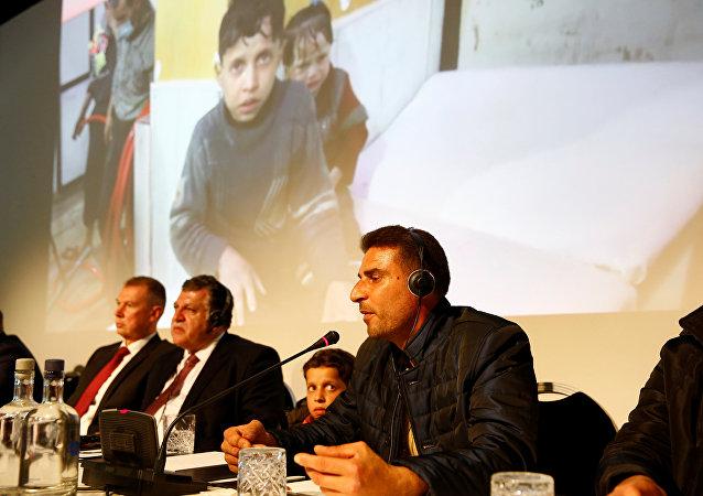 مؤتمر صحفي وإحاطة روسية سورية حول الهجوم المزعوم في دوما