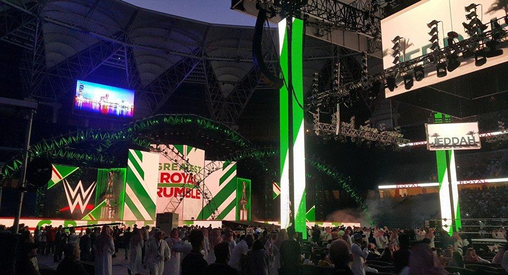 انطلاق أول مهرجان رويال رامبل في المملكة العريية السعودية، الجمعة 27 نيسان/أبريل