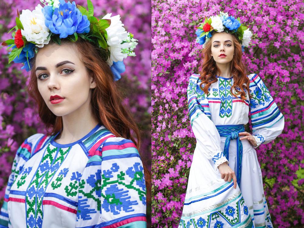 المشاركات في مسابقة جمال ملكة ربيع بيلاروسيا - يوليا تاران