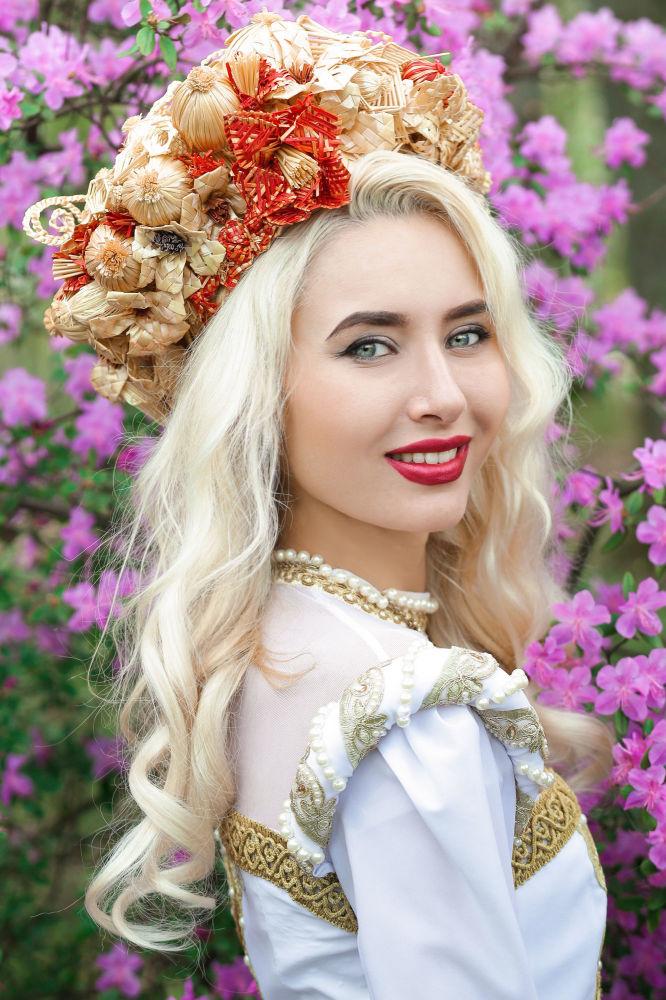 المشاركات في مسابقة جمال ملكة ربيع بيلاروسيا - ألينا ستيلماكوفا
