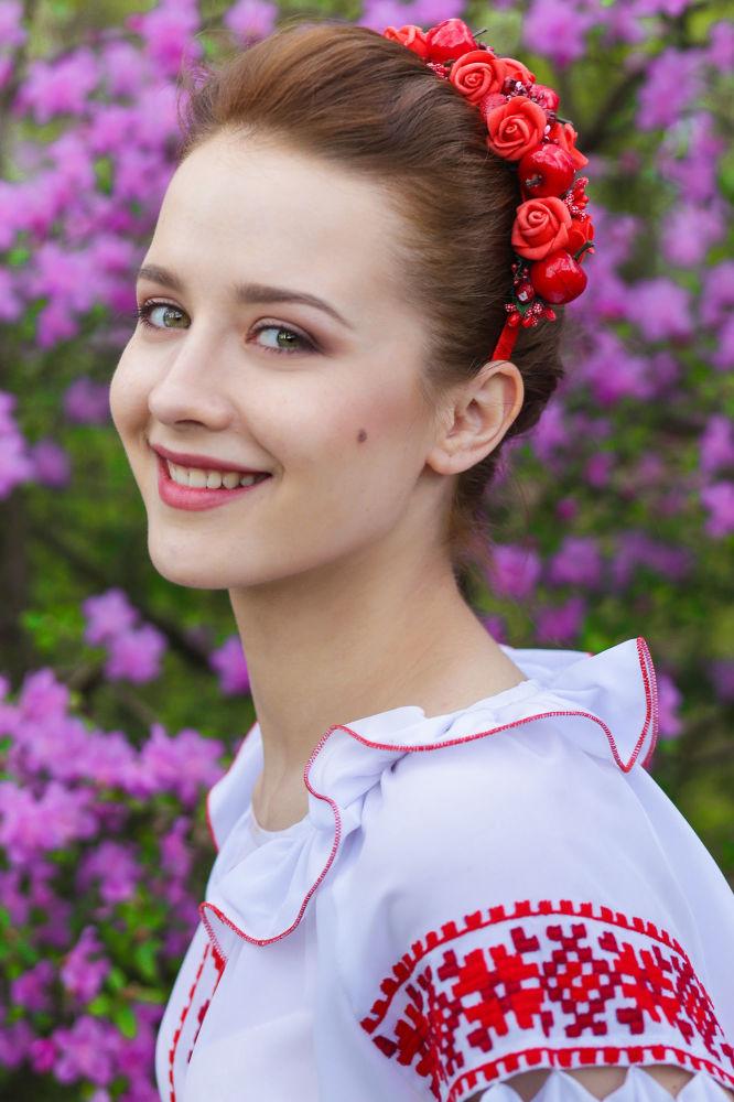 المشاركات في مسابقة جمال ملكة ربيع بيلاروسيا - يكاتيرينا ديبيلايا