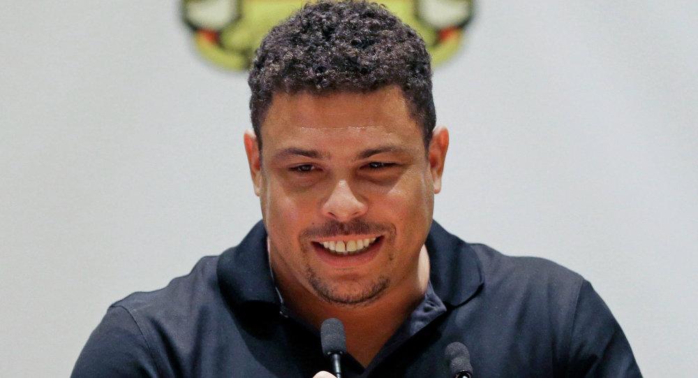 البرازيلي رونالدو