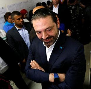 سعد الحريري - انتخابات لبنان