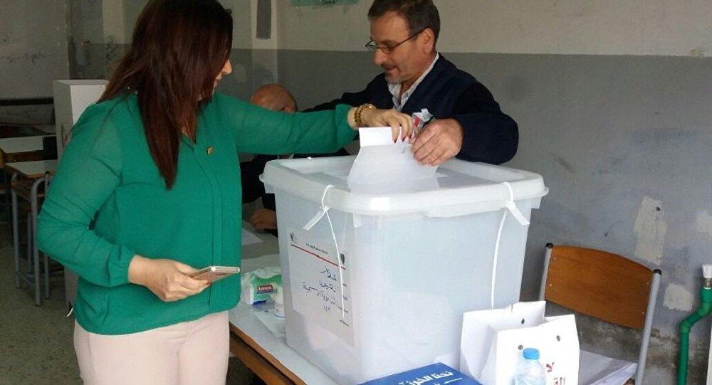 رئيس القائمة النسائية في الانتخابات النيابية اللبنانية