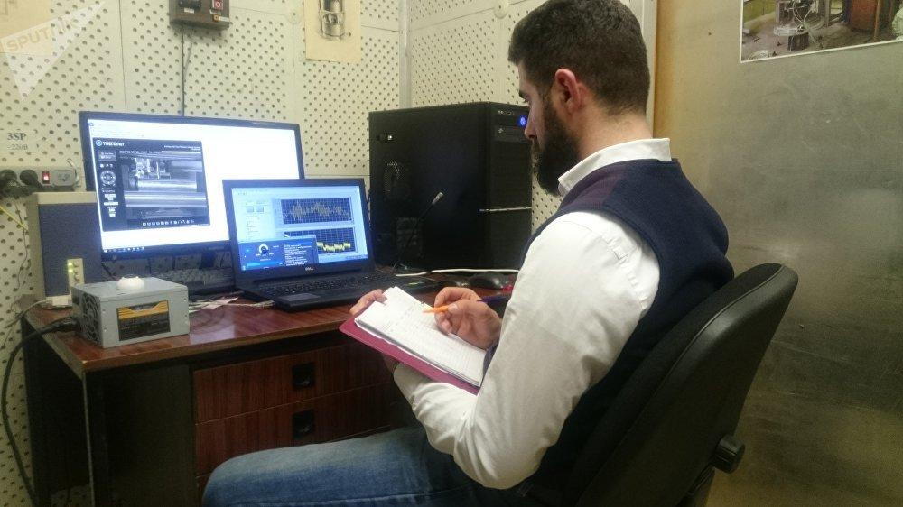 باحث الدكتوراه  في جامعة  ميفي أيمن عاهد أبو غزال