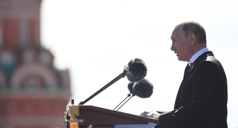 كلمة الرئيس الروسي فلاديمير بوتين