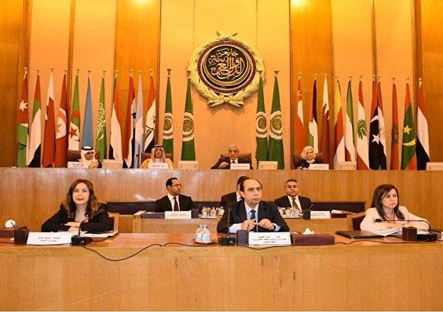 وزراء الإعلام العرب