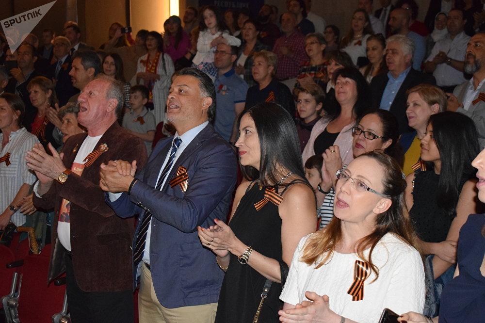 إحتفالات بعيد النصر على الفاشية في لبنان