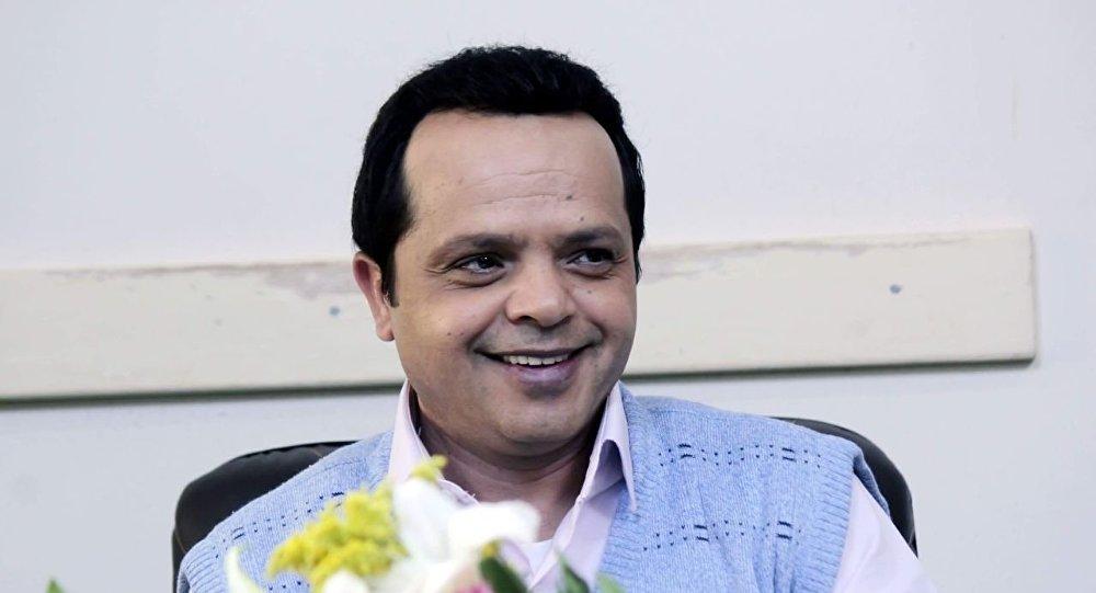 الممثل المصري محمد هنيدي