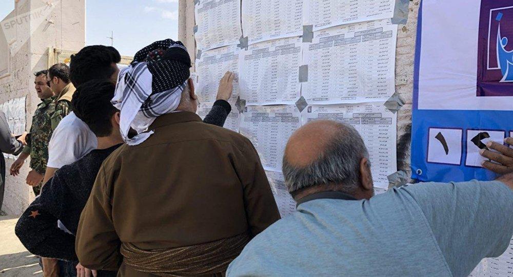 الانتخابات العراقية في أربيل