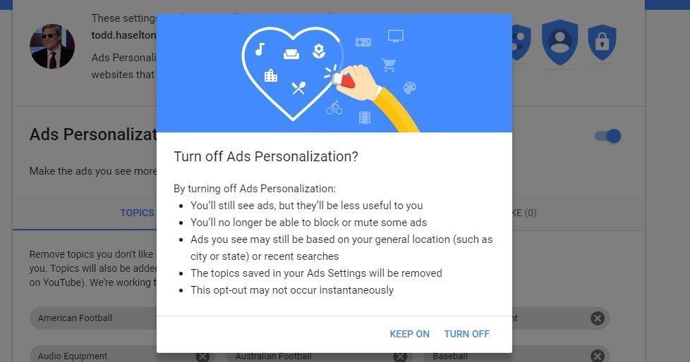 إعلانات غوغل