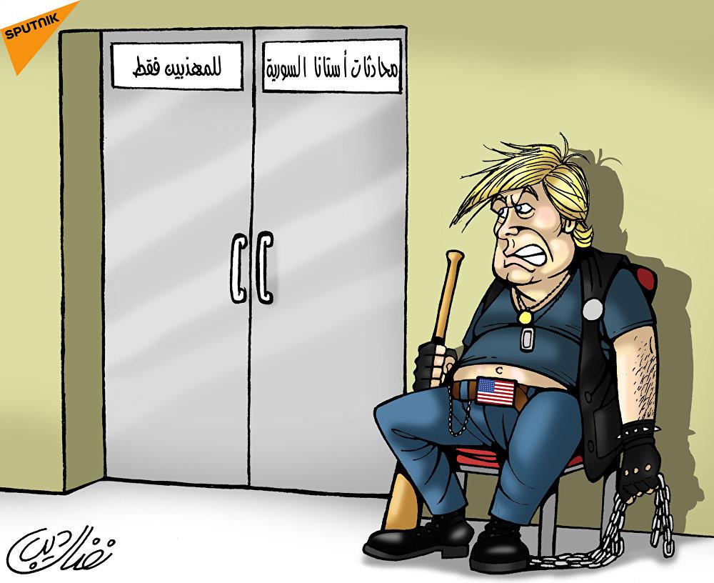 محادثات سورية للمذهبين فقط