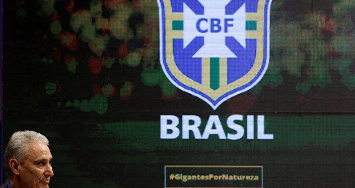 مدرب المنتخب البرازيلي تيتي