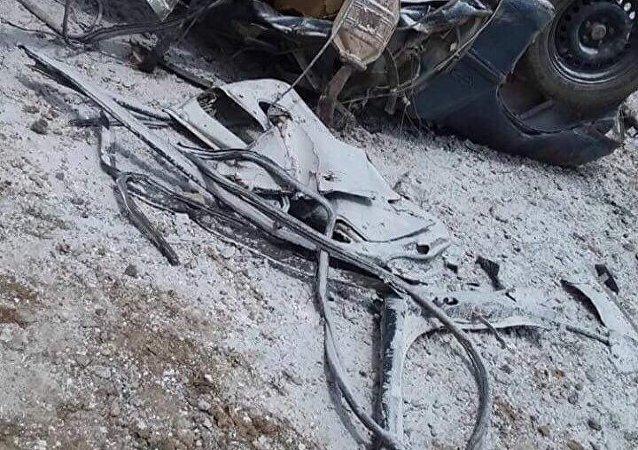 قصف لطيران مجهول استهدف قرية جنوبي مركز نينوى شمال بغداد