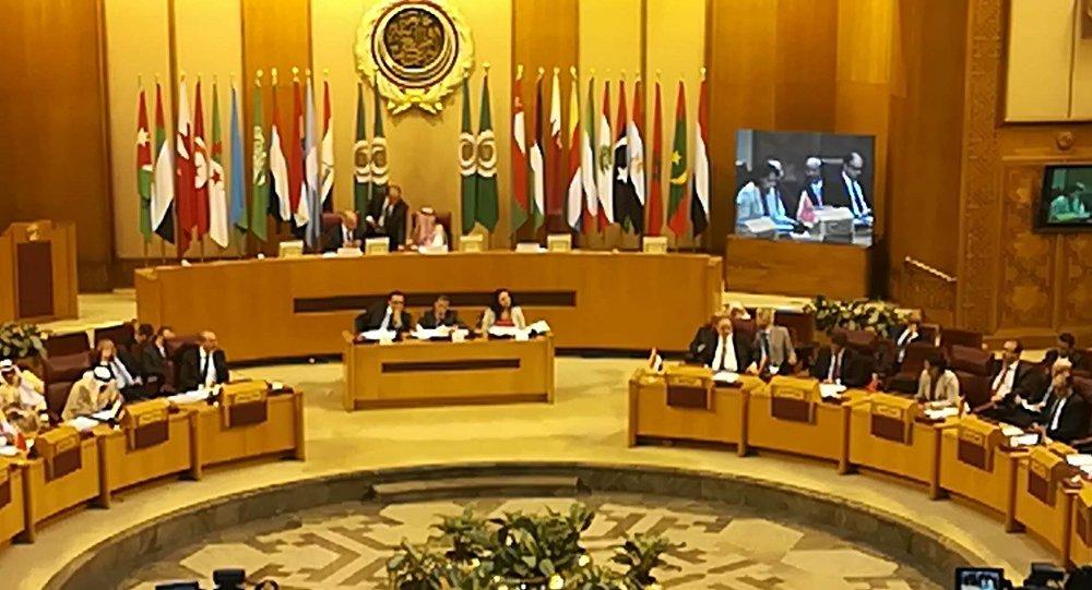 اجتماع وزراء الخارجية العرب