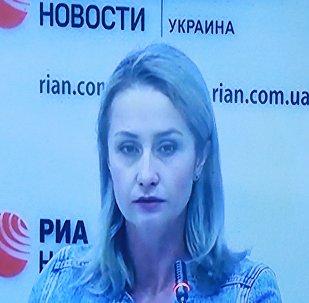 إيرينا فيشينسكايا، زوجة كيريل فيشينسكي