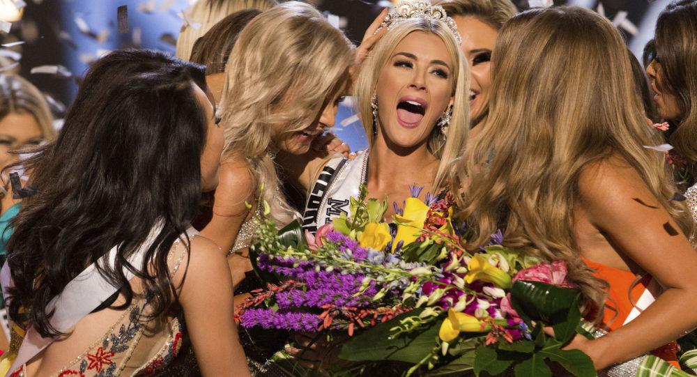 ملكة جمال أمريكا 2018