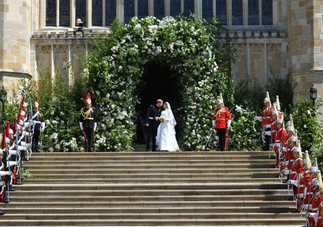 حفل زفاف الأمير هاري