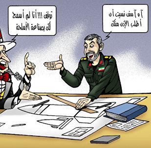 إيران تنسى إيران لن تطلب إذن أحد لتطوير أسلحتها