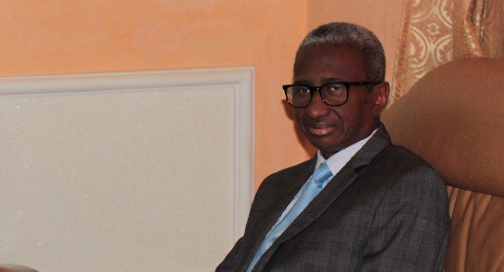 وزير الدفاع الموريتاني جالو مامادو باتيا