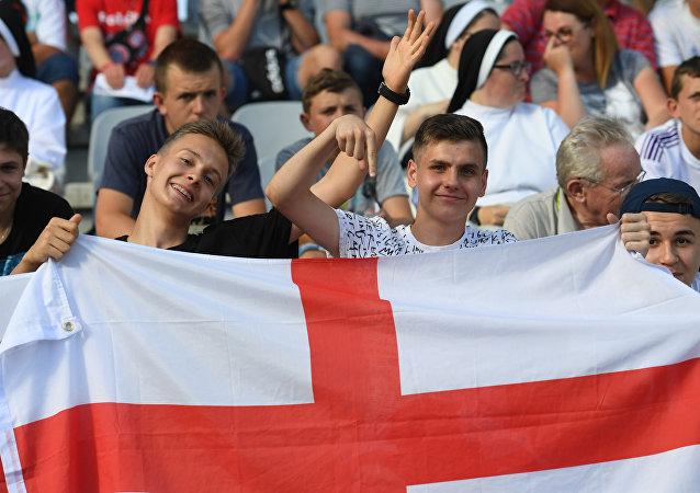 مشجعون إنجليز