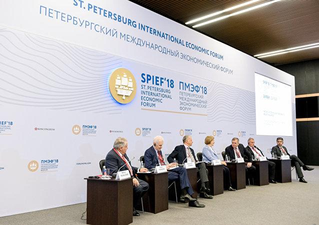 منتدى بطرسبورغ الاقتصادي
