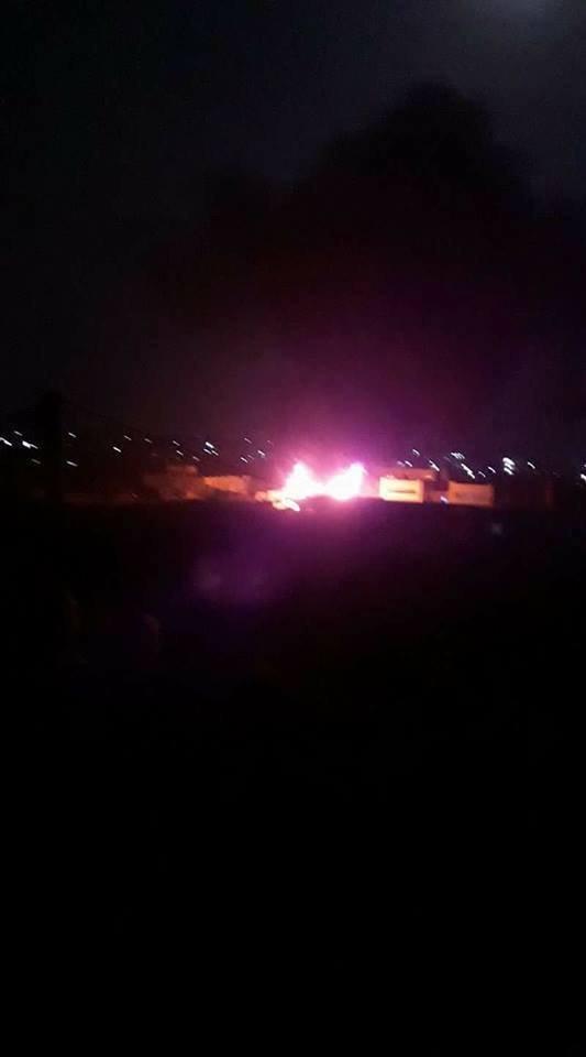 انفجار ليلي مزدوج يستهدف مقرا لـ جبهة النصرة في إدلب