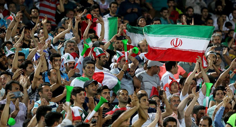 جماهير المنتخب الإيراني