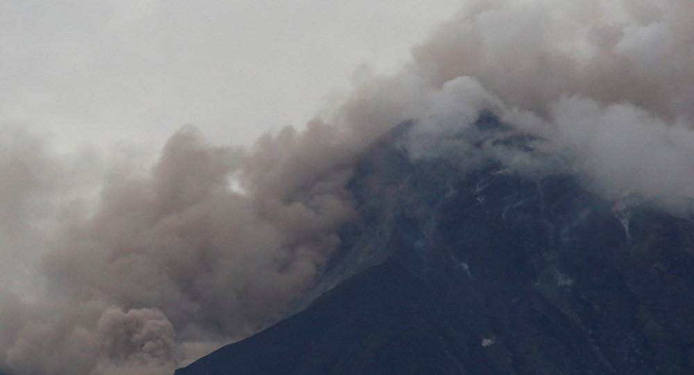 بركان (صورة أرشيفية)