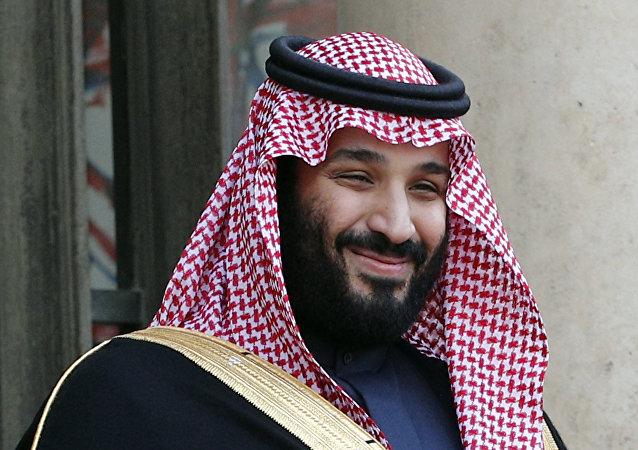 ولي العهد السعودي الأمير محمد بن سلمان