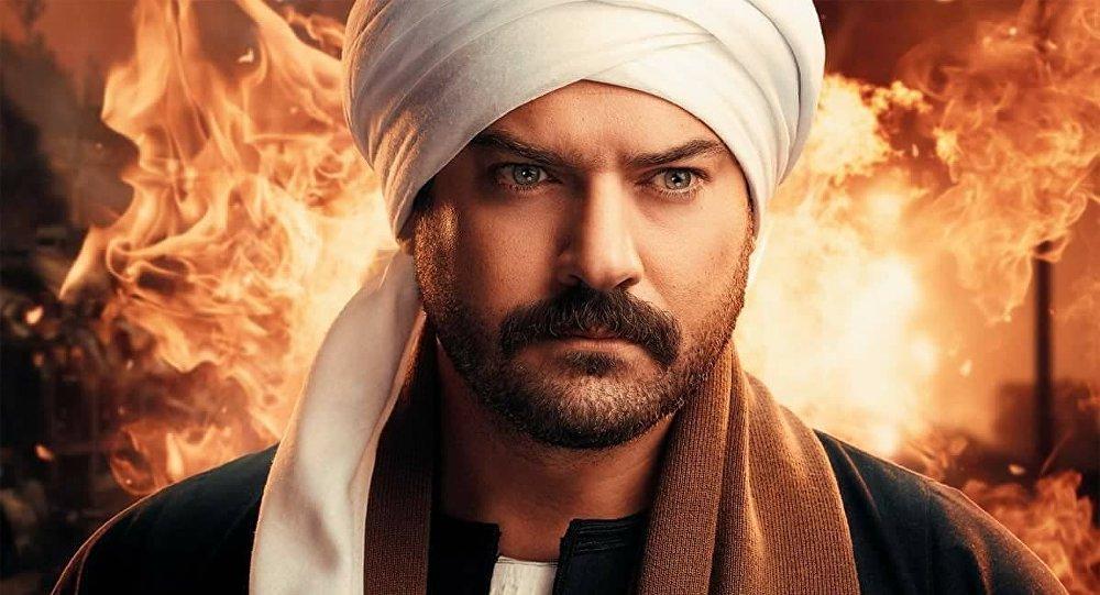 الممثل المصري عمرو يوسف في المسلسل العربي طايع