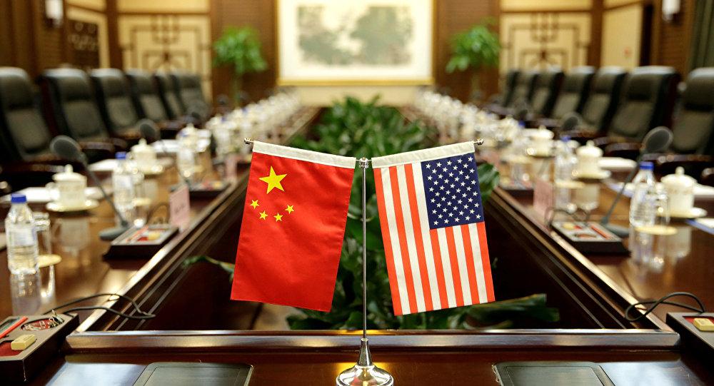 قامة اجتماعات في بكين احتضنت اجتماعا لوزيري الزراعة الأمريكي والصيني