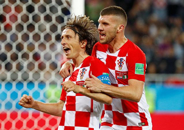 مباراة نيجيريا وكرواتيا