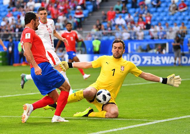 مباراة كوستاريكا وصربيا في كأس العالم 2018