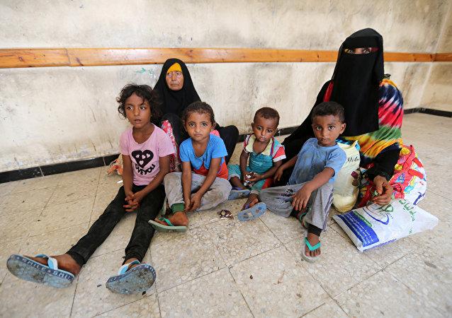 نازحون في اليمن المعارك التي تجري في الحديدة ومحيطها