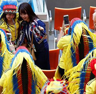 مباراة كولومبيا واليابان في كأس العالم روسيا 2018