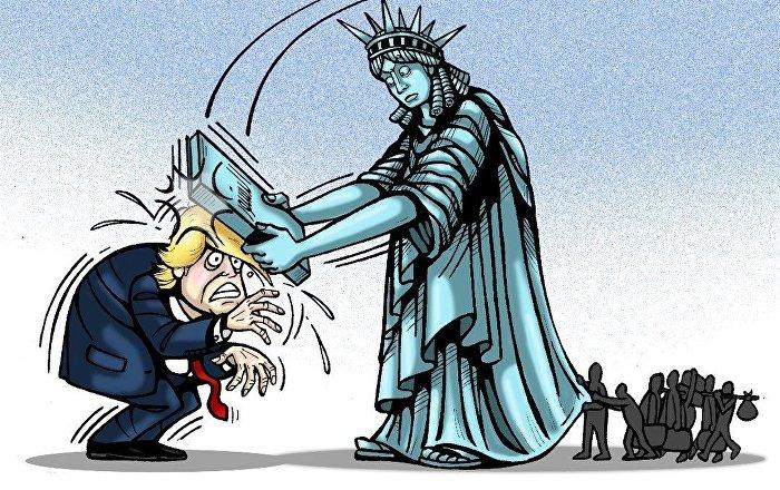 نيويورك تهدد ترامب بدعوة قضائية