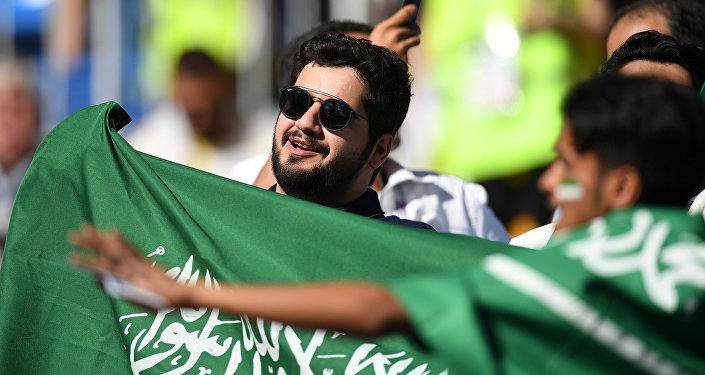جماهير المنتخب السعودي في كأس العالم