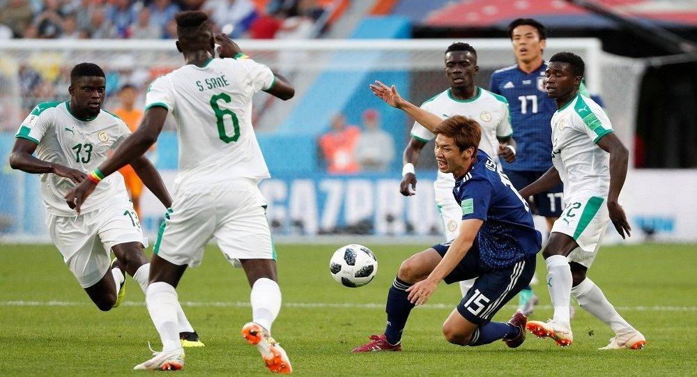 مباراة اليابان والسنغال في كأس العالم روسيا 2018