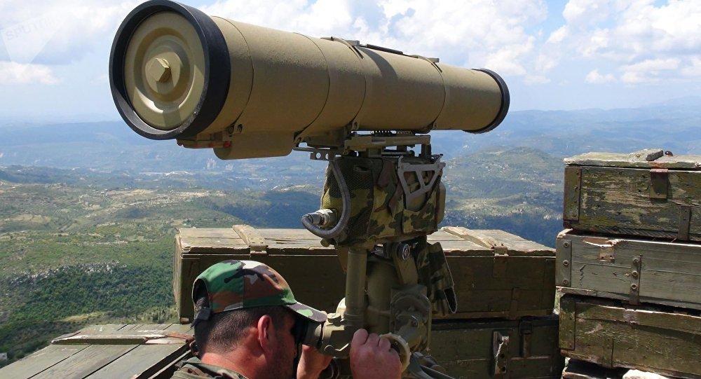 """ما يميز صواريخ كورنيت """"KORNET-EM"""" الروسية """"فيديو"""" 1033327203"""