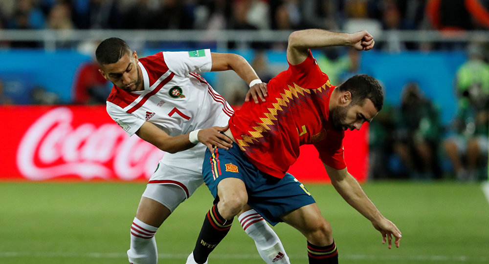مباراة إيران والبرتغال في كأس العالم 2018