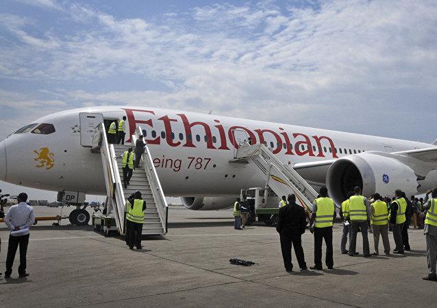 الخطوط الجوية الإثيوبية