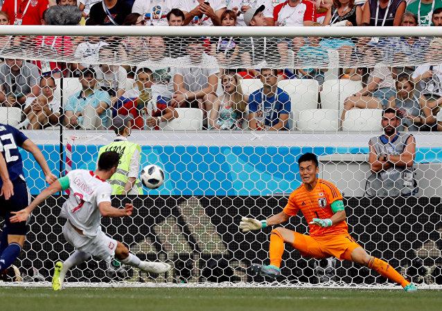 مباراة بولندا واليابان