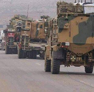 قوات تركية تخترق الحدود السورية
