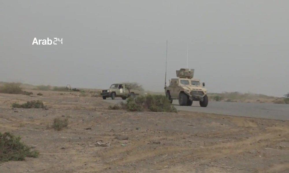 قوات يمنية تقترب من الحديدة في اليمن